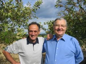J.-Marie Pelt et Denis Cheissoux